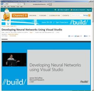 Build2013PresentationOnChannel9
