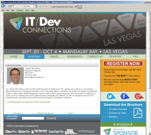 DevConnections2013WebSite
