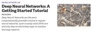 DeepNeuralNetworksVSM