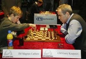 CarlsenAndKasparov