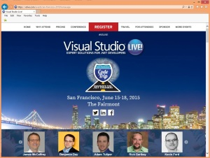 VisualStudioLive2015SanFrancisco