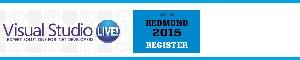 2015 Visual Studio Live Redmond