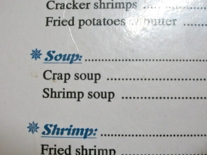 CrapSoup
