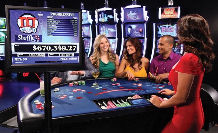 Three Fascinating Games at the New York New York Casino in Las Vegas |  James D. McCaffrey