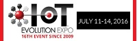 2016 IoT Evolution Conference