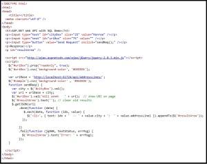 WebApiWithSqlDemoHtmlPageCode6