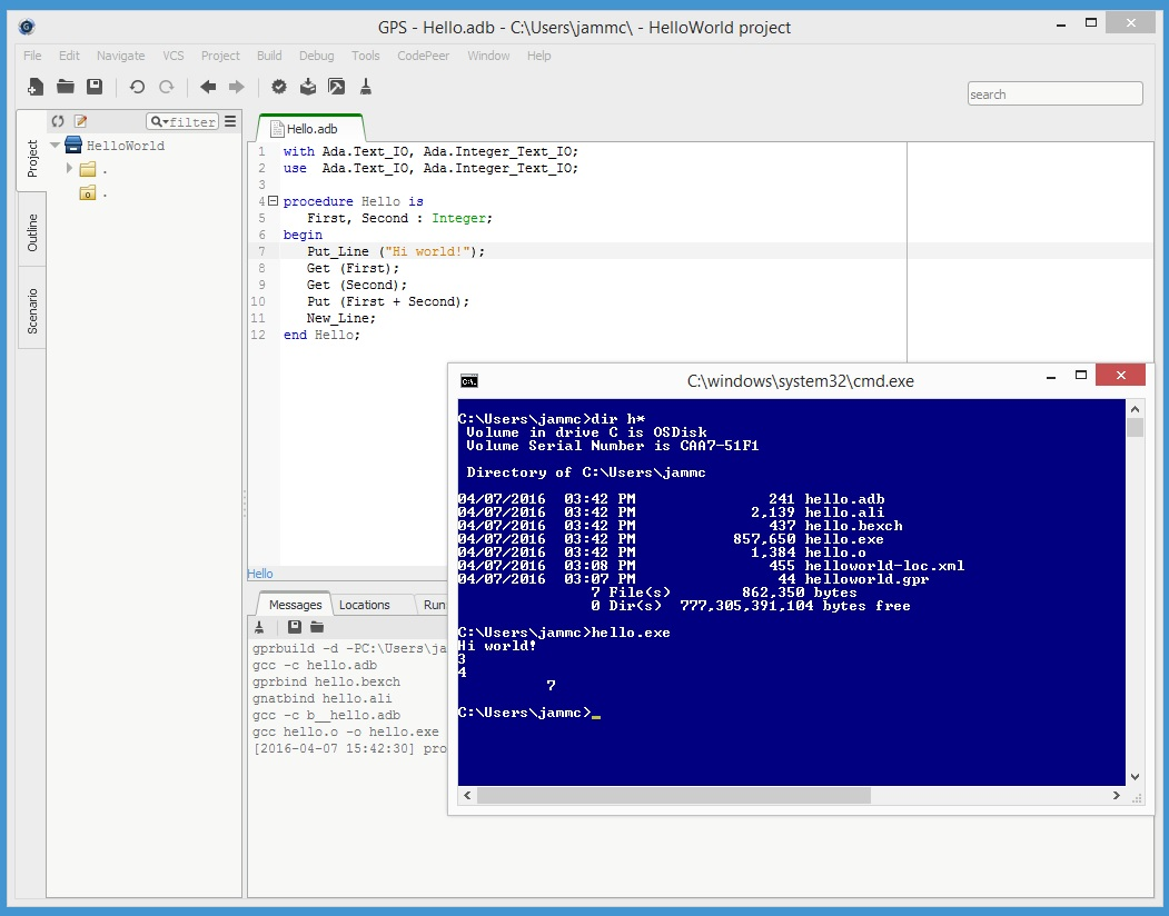 ada programming language