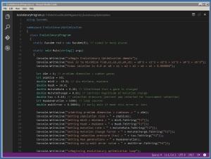 VisualStudioCodeCSharpCode