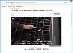 MakerShowMiniGraviCompExplaining
