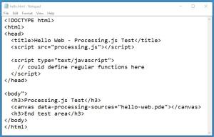 ProcessingJSHelloPage