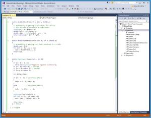 BinomialProbabilitiesProgram