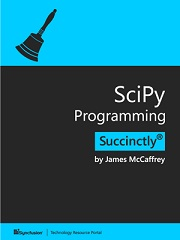 SciPy_Programming_Succinctly_Cover2