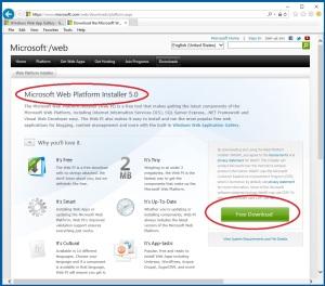 WebPlatformInstaller_Install