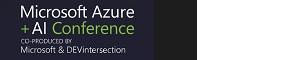 2018 Microsoft Azure & AI Conference