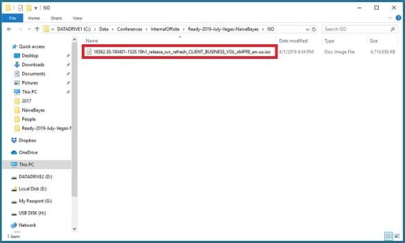 Creating a Windows 10 Virtual Machine Using Hyper-V Manager